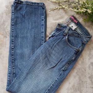 Levi's curvy cut jeans. Size 7